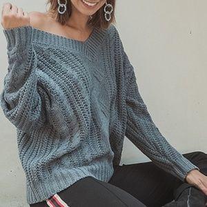Sweaters - OVERSIZED KNIT SWEATER *womens women new sweaters